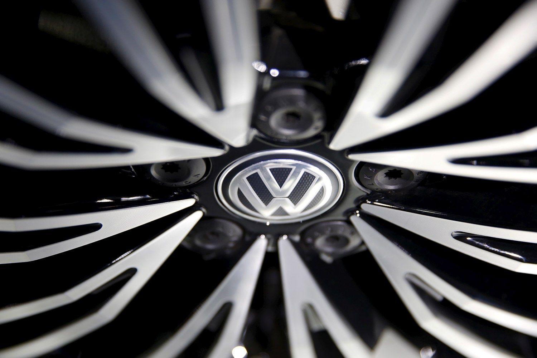 Dyzelgeitas apkramt� �Volkswagen� peln�