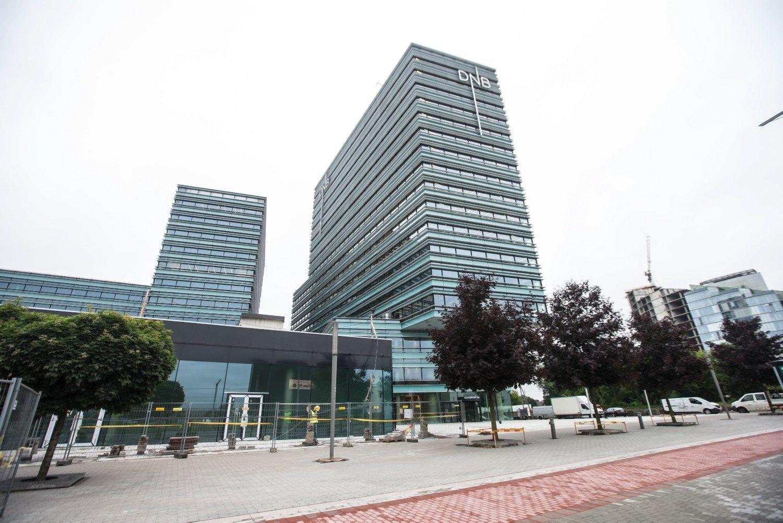 �Quadrum� biur� pastatui iki BREEAM sertifikato nebetoli