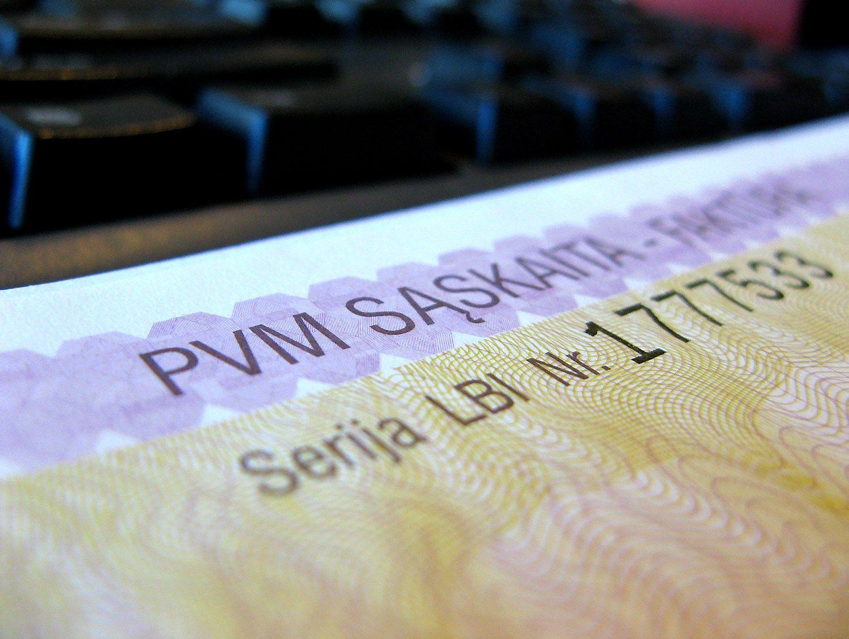 PVM atskaitai dividendai netrukdo