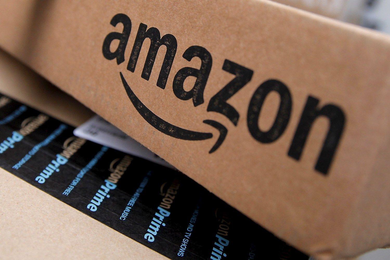 �Amazon� pajamos augo grei�iausiai per 4 metus