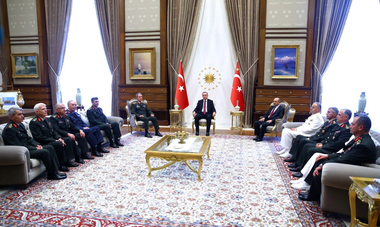 Erdoganas atleid�ia j� ��eidusiems