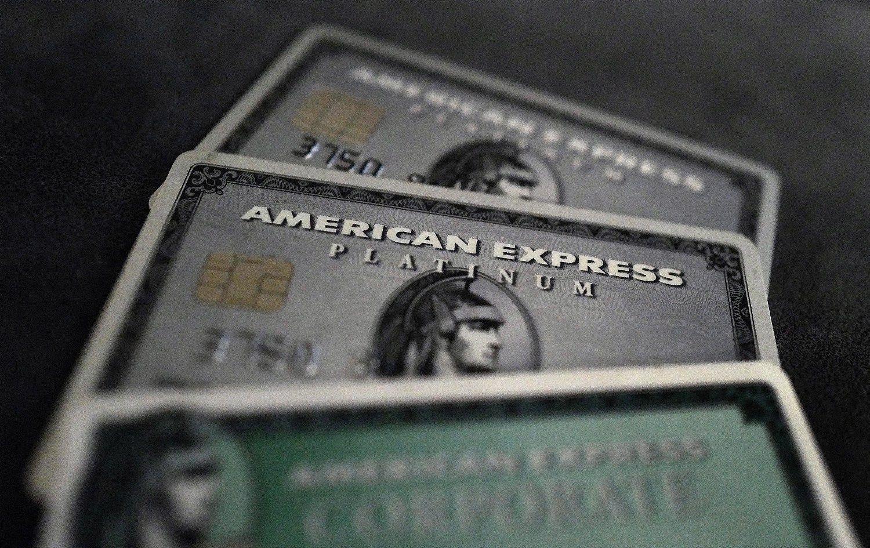 Kredito kortelių apyvarta JAV siunčia nerimo ženklą