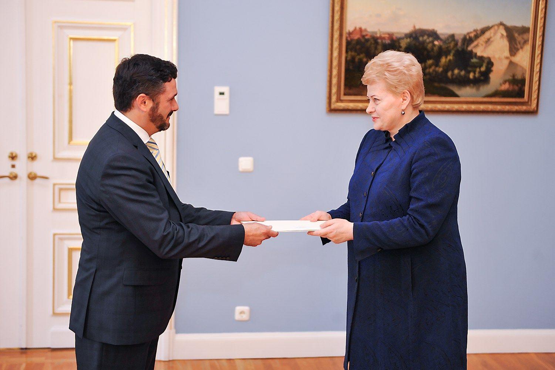 Naujas ambasadorius turės siekti garantijų dėl Astravo AE skaidrumo