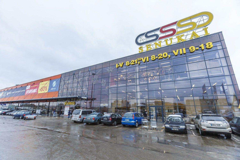 """""""Kesko Senukų"""" pardavimai Baltijos šalyse augo 5%"""