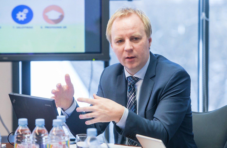 Mindaugas Macijauskas paskirtas EIB Audito komiteto nariu