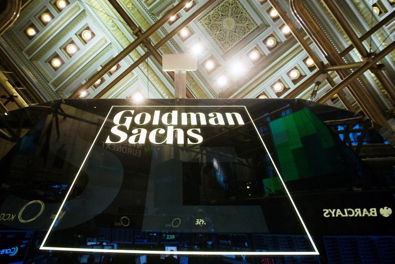 """Goldman Sachs"": ""Brexit"" apsunkina banko veiklą"