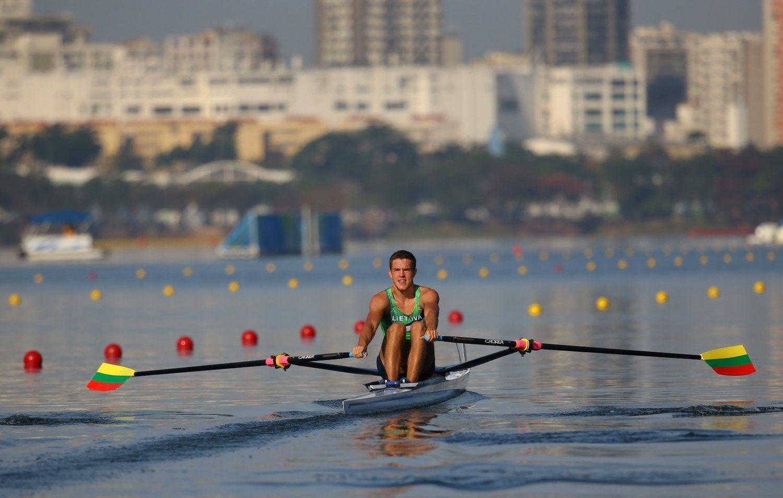 """Pirmoji """"Rio 2016"""" diena: permainingi lietuvių startai"""
