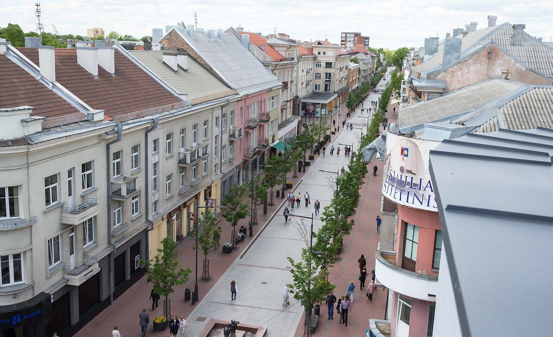 Šiaulių miesto plėtrai – 55 mln. Eur