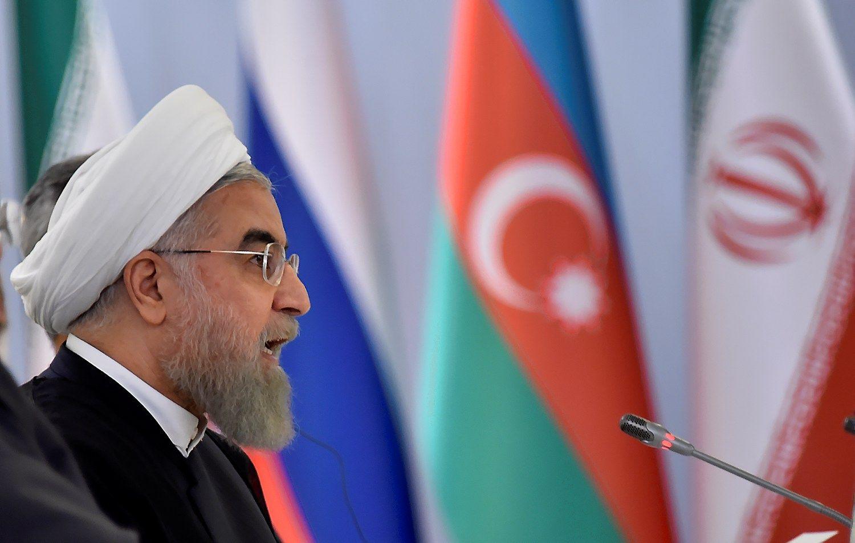 Rusija, Iranas ir Azerbaidžanasruošia bendrą geležinkelio projektą