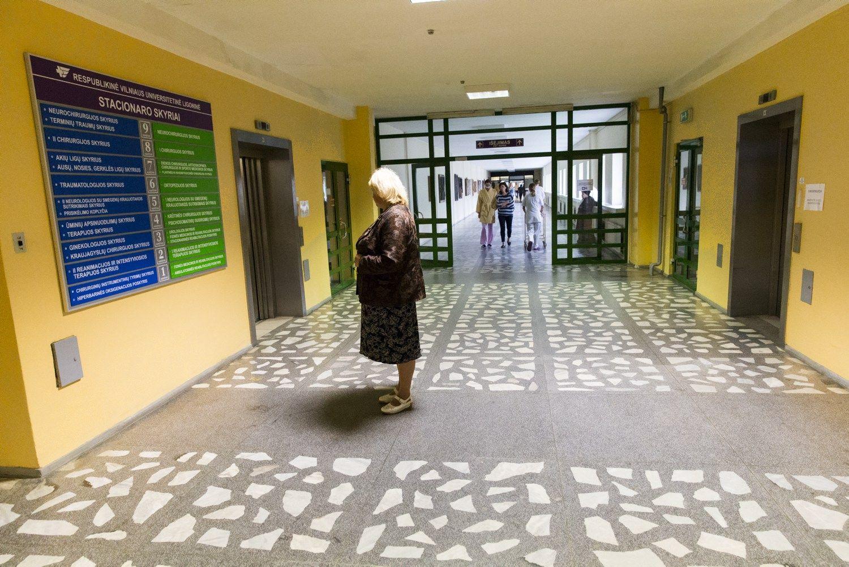 Slaugant vaiką ligoninėje – 7 dienų nedarbingumas