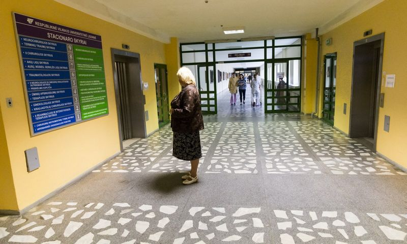 Vladimiro Ivanovo (VŽ) nuotr. Vilniaus universitetinė ligoninė
