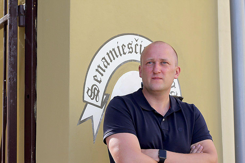 Klaipėdiečiai, įgavę patirties užsienyje, žengia į Lietuvos rinką