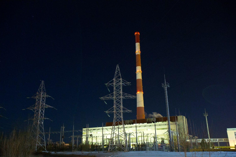 """VŠT: """"Vilniaus energija"""" neleidžia apžiūrėti elektrinės įrenginių"""