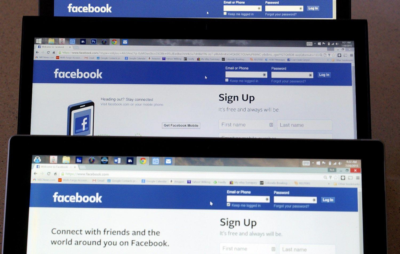 """""""Facebook"""" leis rinktis, kurias reklamas norite matyti"""