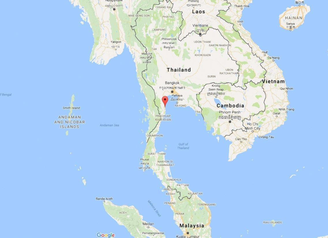 Tailando kurorte – bombų sprogimai