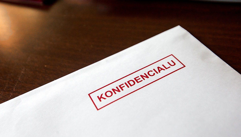 Investuotojams audžia konfidencialumo skraistę