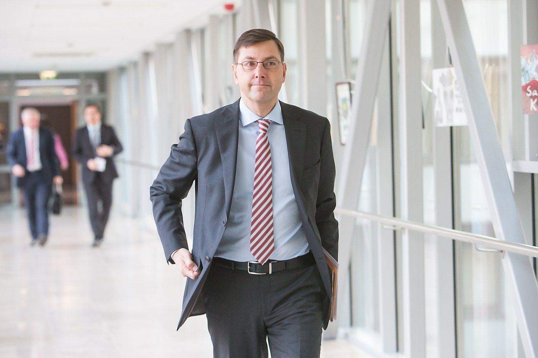 Steponavičius apklausiamas prokuratūroje