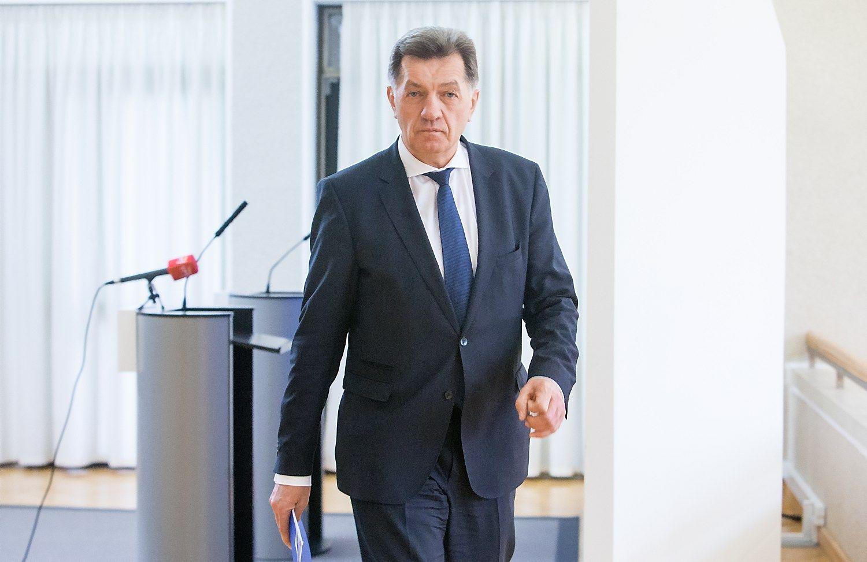Vyriausybės pasiūlymai dėl DK panašūs į prezidentės