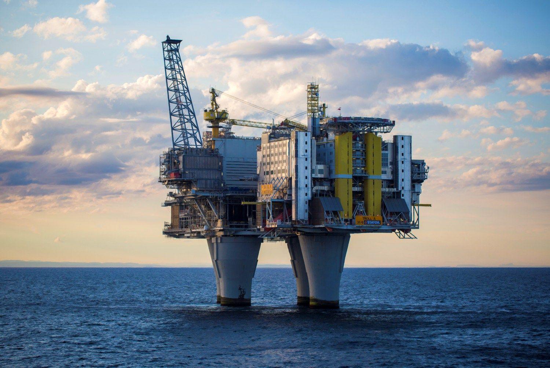 Norvegijos staigmena pasaulinei naftos rinkai