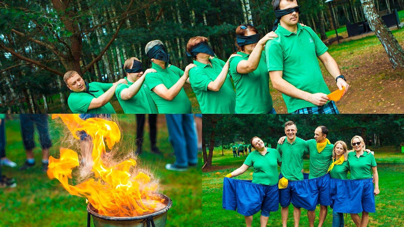 """""""Mūsų vasaros šventė"""": """"Ecoservice"""" darbuotojus suvienijo sportinė dvasia"""