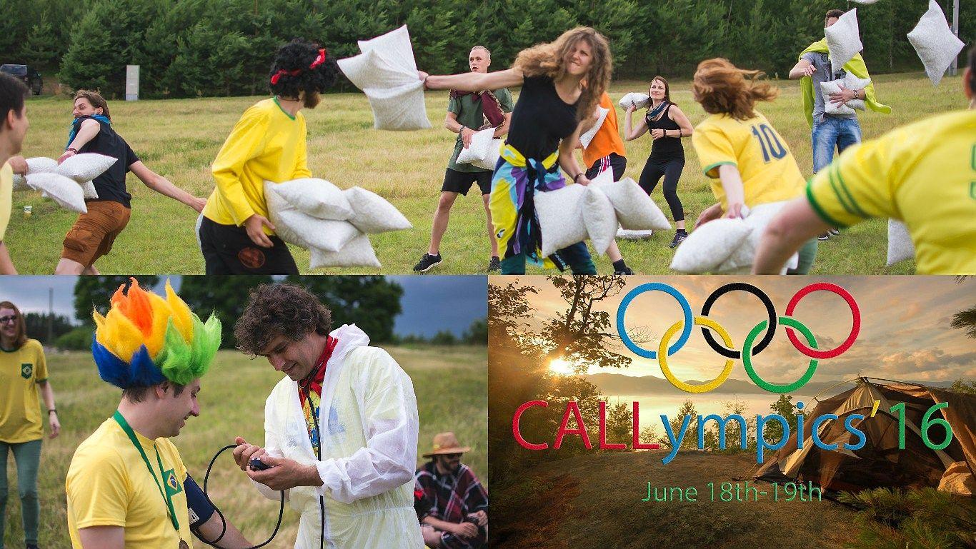 """""""Mūsų vasaros šventė"""": kaip atrodo """"Callympics 2016"""""""