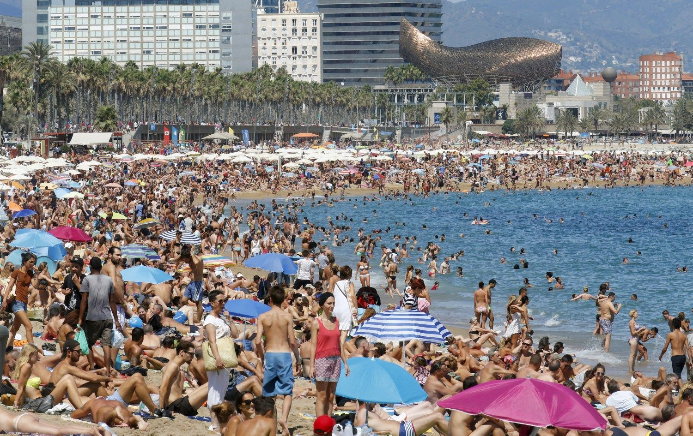 "Barselona nori nubausti ""Airbnb"""