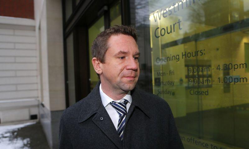 """Vladimiras Antonovas, buvęs """"Snoro"""" akcininkas. Andrew Winningo (""""Reuters"""" / """"Scanpix"""") nuotr."""
