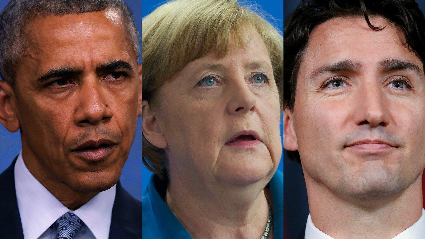 10 daugiausia uždirbančių pasaulio lyderių