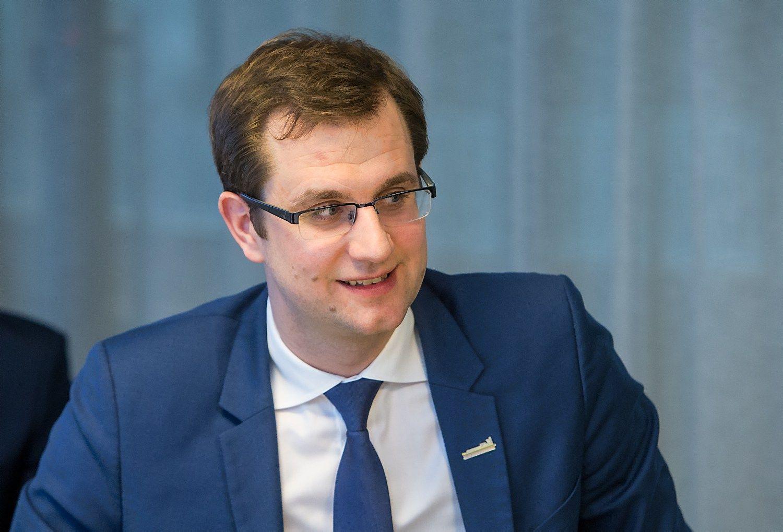 """Interviu su """"Klaipėdos naftos"""" vadovu: kur nuguls 49,4 mln. Eur investicijos"""