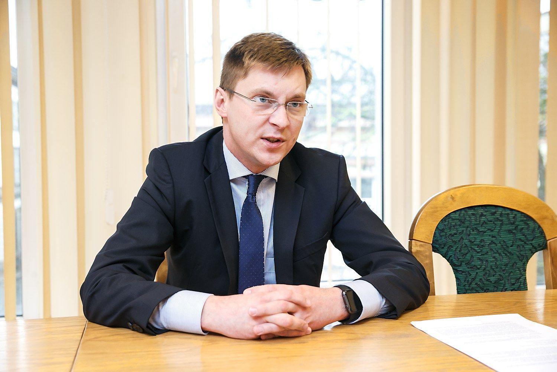 Sveikatos apsaugos ministras gydomas reanimacijoje