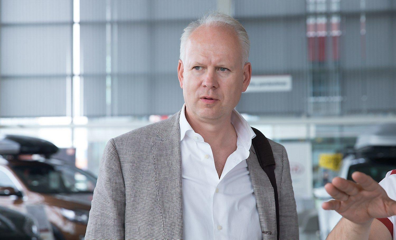 Vir�ilas laikinai vadovaus trims �Carlsberg� �mon�ms Baltijos �alyse