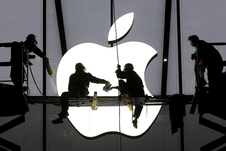 """""""Apple"""" Kinijoje statys inovacijų centrą"""
