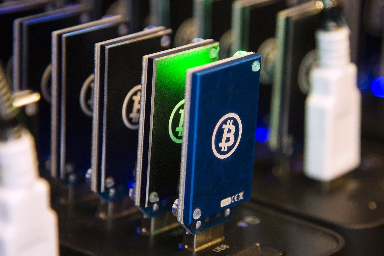 �Topo centras� jau priima ir bitkoinais