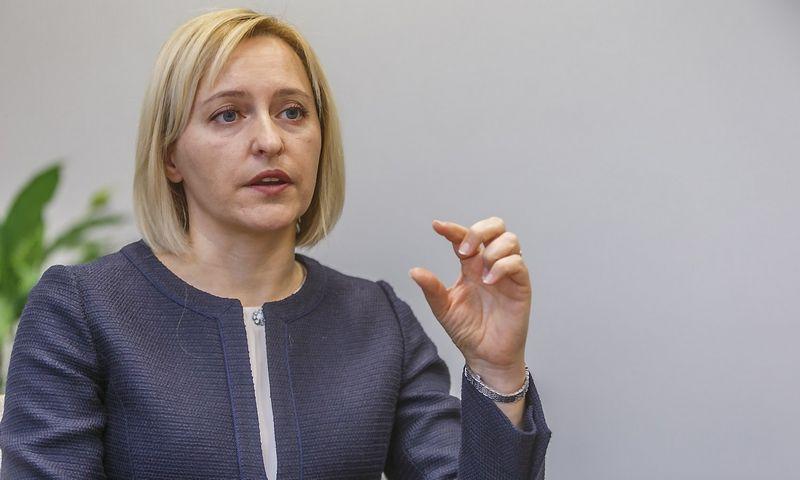 """Kristina Vaivadaitė, """"Pedersen & Partners"""" biuro Lietuvoje vadovė sako, kad jau tapo įprasta iš akcininkų girdėti, kad turi ateiti žmogus, gebantis auginti kitus, nors dar prieš kurį laiką apie tokį reikalavimą niekas neužsimindavo. Vladimiro Ivanovo (VŽ) nuotr."""