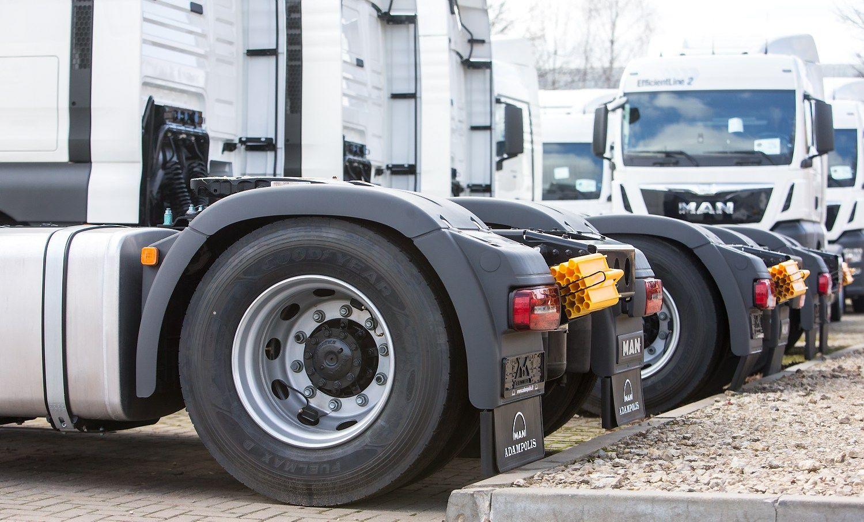 Kaip degalus taupo vilkik� vairuotojai