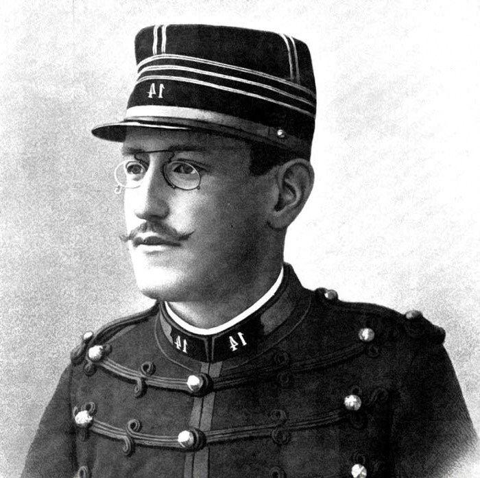 �Iliustruotoji istorija�: Alfredo Dreyfuso�byla