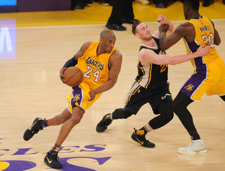 Kobe Bryantas velkasi rizikos kapitalo marškinėlius