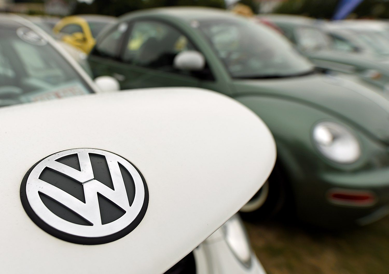 """""""Volkswagen"""" konfliktas su tiekėjais sutrikdė 6 gamyklų veiklą"""