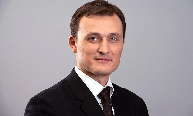 """Sigitas Bičiūnas, """"Blue Bridge"""" Tinklų ir apsaugos sprendimų skyriaus vadovas."""