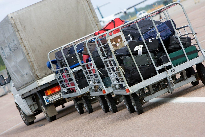 Pamestas baga�as aviacijos pramonei kainavo 2 mlrd. Eur
