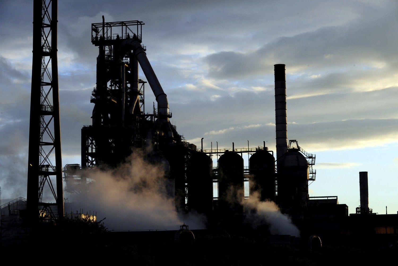 �Brexit� efektas: eksporto u�sakymai brit� pramonei i�augo