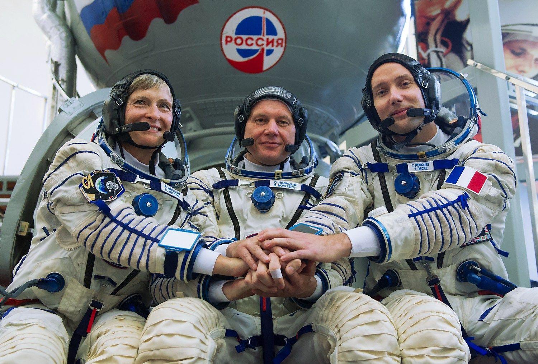 Rusai kuria nauj� kosmin� laiv� kroviniams gabenti