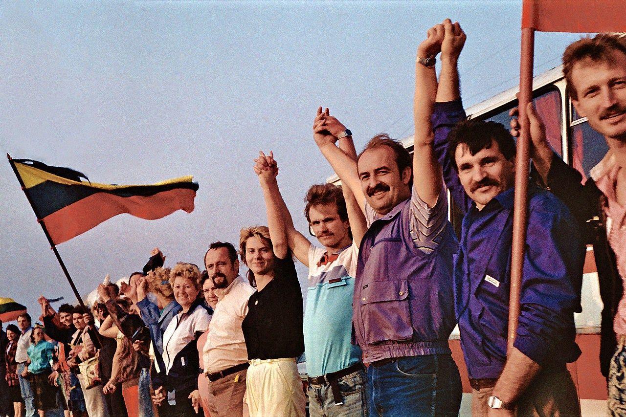 Rugpjūtis, kai Maskva pripažino okupavusi Lietuvą