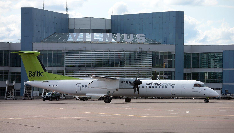 Lietuvos oro uostų pelnas augo 49%