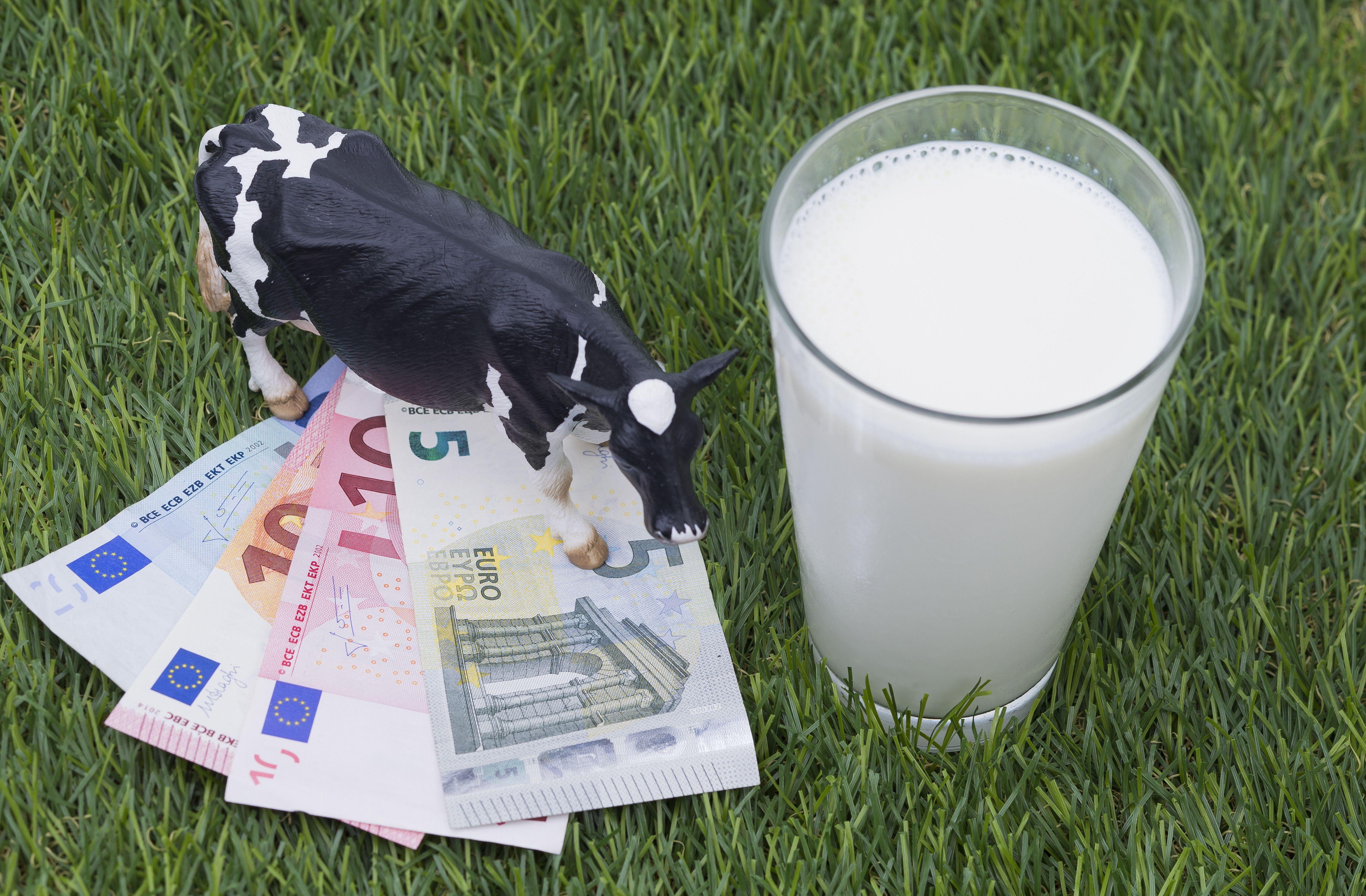 Investuotojai gaud� pieninink� naujienas