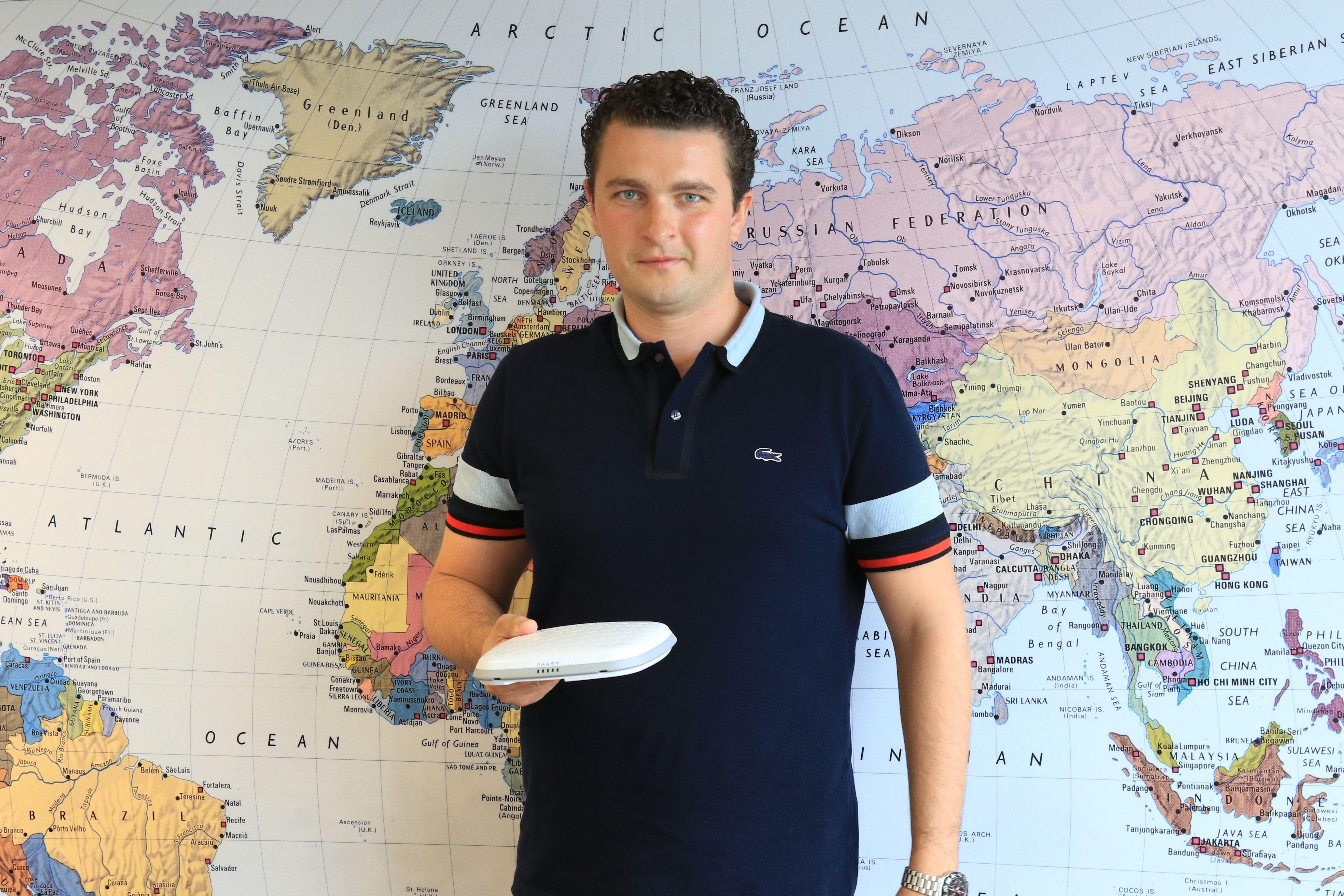 �Wilibox� sujung� �Wi-Fi� stoteles � tinkl�, gavo apdovanojim�