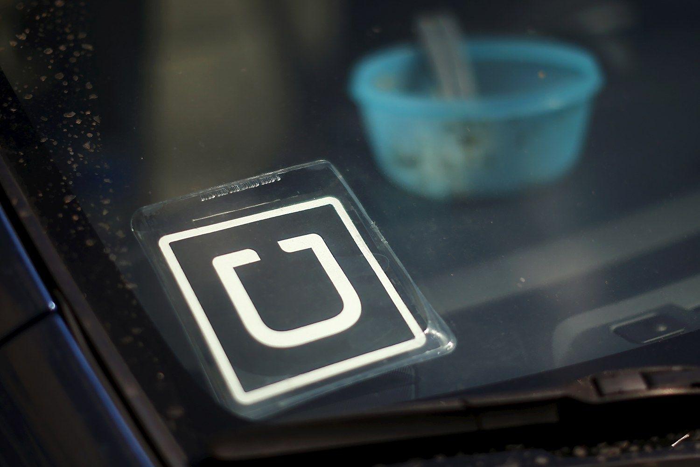 �Uber� pusme�io nuostolis � bent� 1,27 mlrd. USD