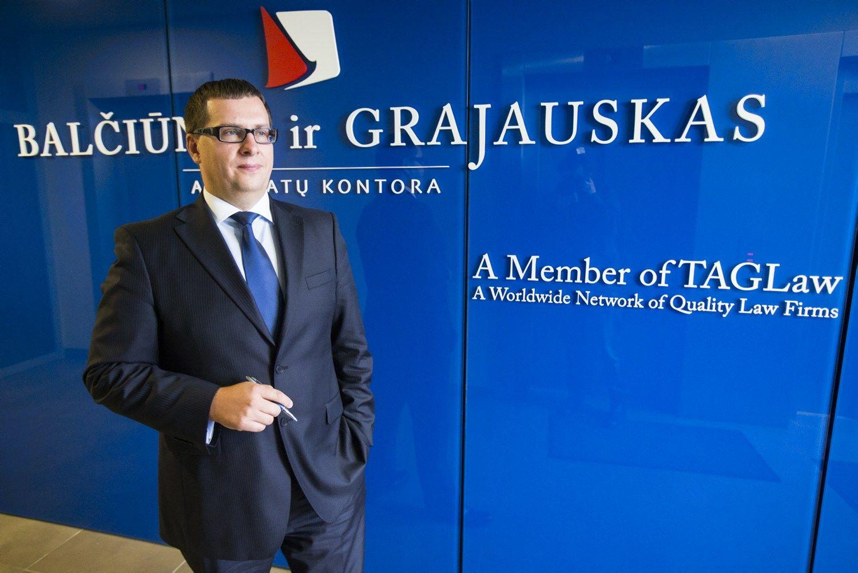 Baltijos �ali� rinkoje � dar vienas advokat� susivienijimas