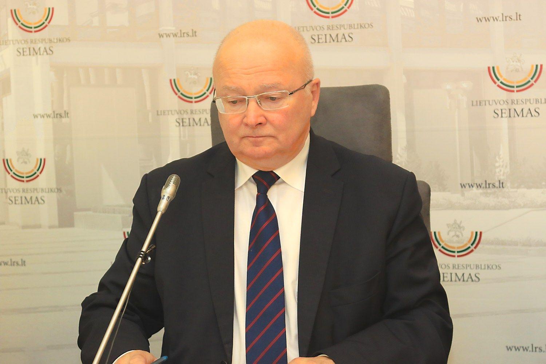 Seimo rinkim� biuletenyje pirmu numeriu bus �ra�yti socialdemokratai