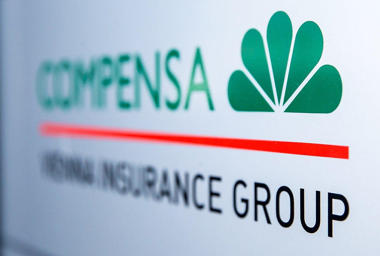 """""""Compensa Vienna Insurance Group"""" Lietuvoje gilino nuostolius"""